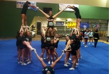 Cheerleading / by Erin Winn