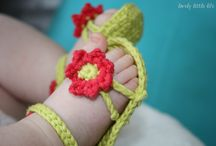 Baby Booties And Sandals