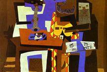 Pablo Picasso / by Gloria Garza