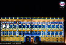 Palais am Festungsgraben @ Festival of Lights 2015