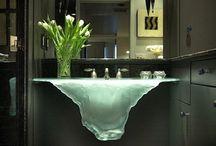 Gyűjtés - mosdó (különleges anyagok)