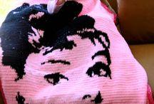 tapestry crochet people