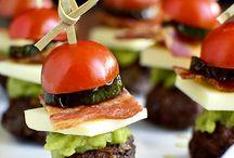 Catering / Vindt hier insperatie voor uw catering. Bekijk hier hou jij je eten lekker kan laten serveren.