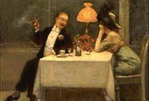 L'art de la table à la Belle époque