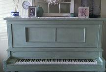 Paint my piano