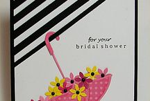Card Ideas - Bridal Shower