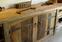 dulapuri de lemn