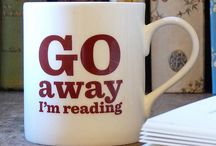 Surround Me With Books / I may embrace the ebook but the printed book embraces me.