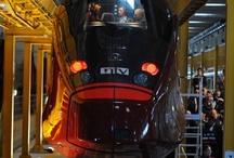 Trains / by Robert Pelasky