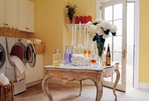 Mudroom/Laundry / by Angela Ruble Nowicki