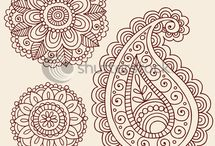 Zentangle ideas / by Lindsay