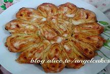 Ricette Pizze, Focacce & Rustici / Ricette per pizze, focacce, rustici, torte salate, impasti.
