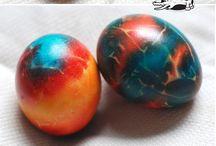 Velikonoce / Náměty na tvoření