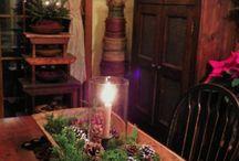 Primitive/Rustic Christmas