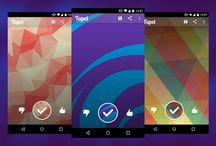 Material Design / Pretty apps following Google's Material Design guidelines
