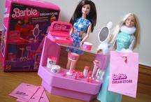 zabawki barbie stare