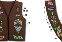 Girl Scouts (Brownies)