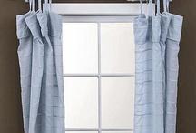 Okna / Dekoracje okienne.
