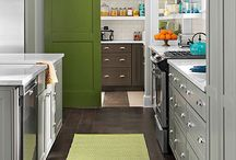 BHG Innovation Kitchen / Get an inside look at our editor's inspiration for the innovation kitchen featured in our May 2014 issue! See the finished kitchen here: http://www.bhg.com/kitchen/remodeling/planning/bhg-innovation-kitchen/