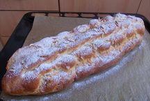 Chleba / chleba pečivo