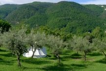 At foothills of Abruzzo Parks / Some advice where to camp in the Abruzzo mountains!