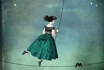 surrealistic illustration photos