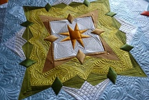 quilts made with silk