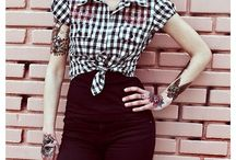 Rockabilly / Pin up Style