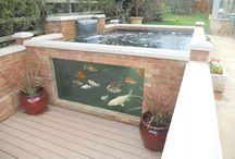Koi pond ideas