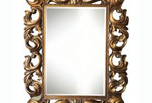 Spiegels / Bij Usi Maison vindt u alle soorte spiegels zoals barok spiegels, rococo spiegels, grote spiegels en moderne spiegels