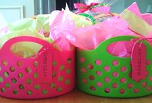 Gift baskets and gift ideas