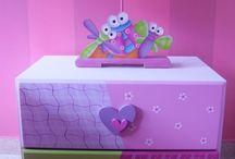 muebles para niñ@s