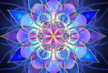 mandala e fractal art