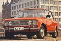 Eastern Block retro cars