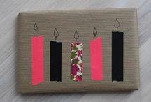 Geschenke/ Verpackung