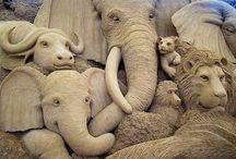 Stunning sculptures / by ben de thiery