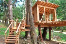 Casas En Arboles Treehouse