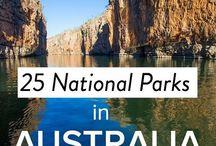 Bucket list: Australia National Parks