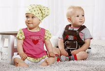 Babymode Frühjahr-Sommer 2017 / Wunderschöne und süße Baby und Kleinkindmode von BONDI Kidswear. Fesche Trachtenmode für kleine Mädchen und Jungs, coole T-Shirts und süße Kleidchen.