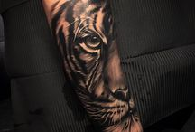 Tattoos by Sami Haataja
