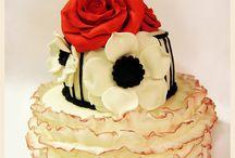 Portfolio Cakes / Cakes, cupcakes, sweet things...