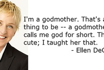 Ellen shows