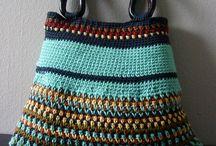 編みバッグ