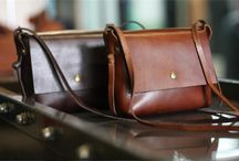 Leather / by Jennifer Kwok