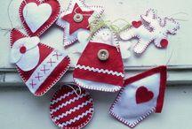 Vánoce...tvoření pro dcerečku