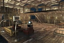 Settling in for the Fallout / Settlement inspirations for Fallout 4