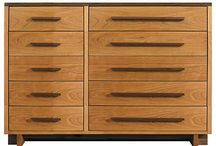 Bedroom Storage Solutions: 10 Drawer Dressers / by Vermont Woods Studios