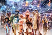 Final Fantasy / A board that covers all aspects of Final Fantasy, from the fanart to the games themselves