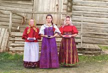 [THEME] Russia / Costumes Russia