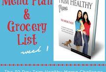 Trim Healthy Mama / Trim Healthy Mama lifestyle of eating.